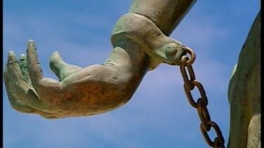 Slaven op onze plantages