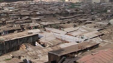 Wonen in een sloppenwijk