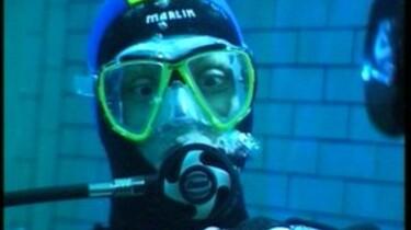 Gevaar bij het duiken