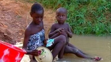 Geen leven zonder water