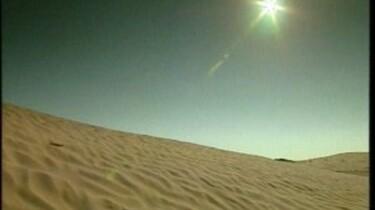 Niger, een dor en droog land