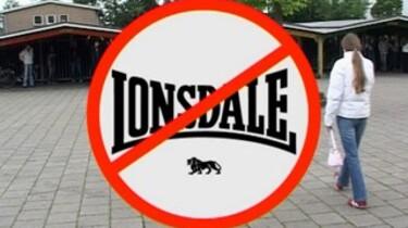 Lonsdale-verbod op school