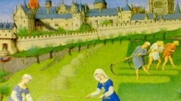 Veilig wonen in de middeleeuwen