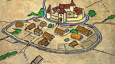 De eerste steden