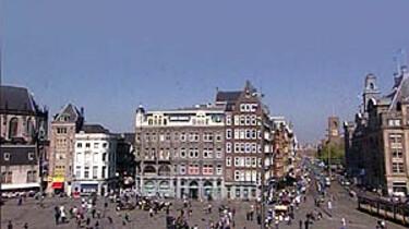 Amsterdam die grote stad...