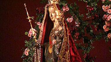 God, Maria en heiligen