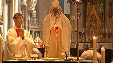 Katholieken in de kerk
