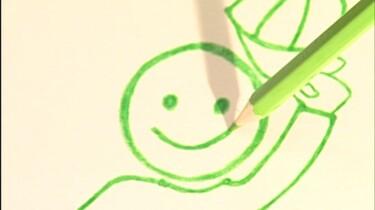 Een poppetje tekenen