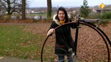 Nieuws uit de natuur: Op de fiets