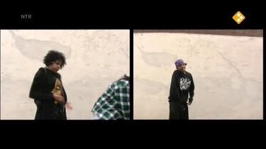 Het Klokhuis: Urban danser