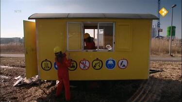 Het Klokhuis: KlokHUIS bouwt, dak