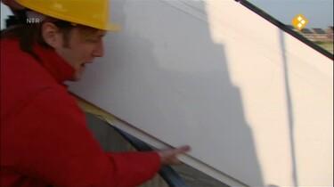 Het Klokhuis: KlokHuis bouwt, afbouw