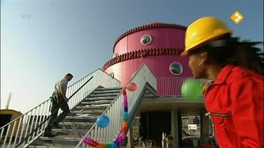 Het Klokhuis: KlokHuis bouwt, oplevering