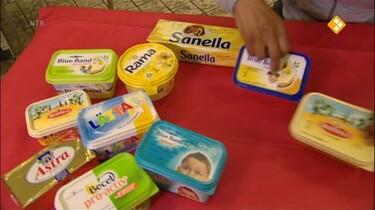 Het Klokhuis: Margarine
