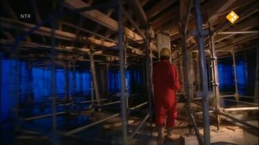 Het Klokhuis: Klokhuis bouwt, beton