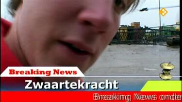 Het Klokhuis: Breaking news: Zwaartekracht