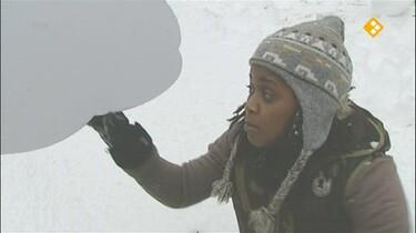 Het Klokhuis: Sneeuw