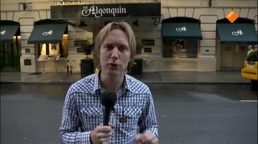 Het Klokhuis: Buitenland correspondent