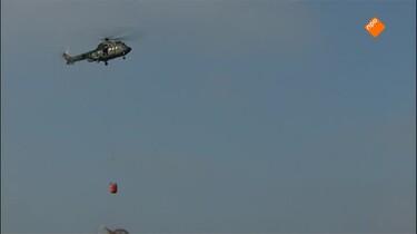 Het Klokhuis: Blushelikopter