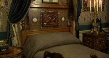 Het sterfbed van koning Willem III