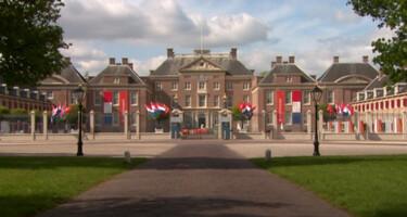 Het veldbed van koning Willem II