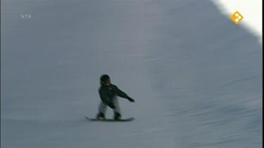 Het Klokhuis: Snowboard
