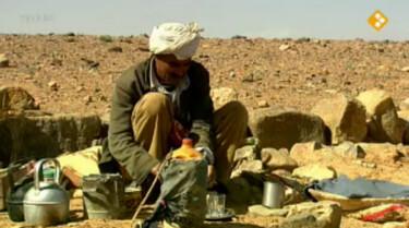Riskante regio's: Land van nomaden (Marokko)