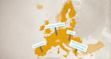 Nieuwsuur in de klas: Toetreden tot de EU