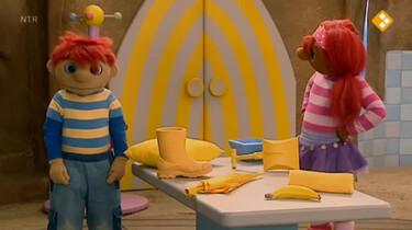 Het Zandkasteel: Heel veel geel