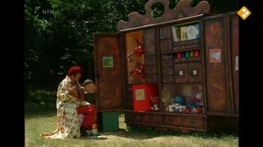 De Schatkast: 4. Wie komt er in mijn kastje?