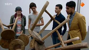 ARTclips: Wanneer wordt een gebruiksvoorwerp kunst?