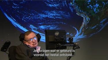 De Kennis van Nu in de klas: Stephen Hawking