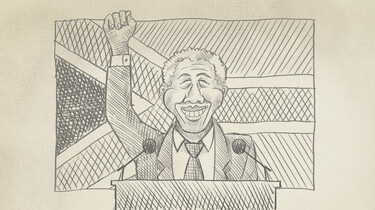 Clipphanger: Wie was Nelson Mandela?