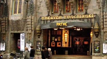 Het Klokhuis: Tuschinski