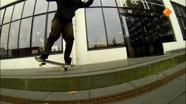 Het Klokhuis: Skateboarden