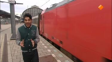 Het Klokhuis: Treinverkeersleiding
