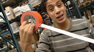 Hoe wordt tape gemaakt?