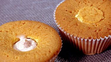 Cupcakes vullen