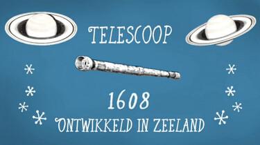 Hoe Nederlands is de telescoop?