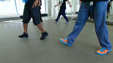 Wat is footwork voor een dansstijl?