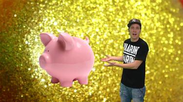 Waarom heeft een spaarpot meestal de vorm van een varken?