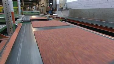 Hoe worden tapijttegels gemaakt?
