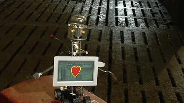 Hoe werkt een mestrobot?