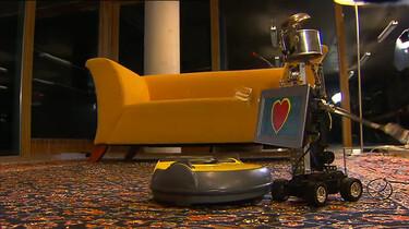 Hoe werkt een stofzuigerrobot?