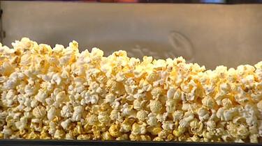 Hoe wordt popcorn gemaakt?