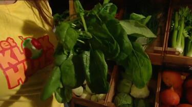 Word je sterk van spinazie?