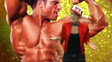 Waarom zijn bodybuilders zo breed?