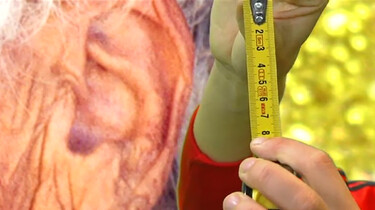 Waarom hebben oude mensen vaak grote oren?