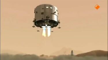 De Buitendienst van nieuws uit de natuur: Leven op Mars