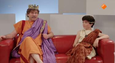 Welkom bij de Romeinen: Het einde